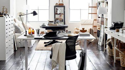Este mueble convierte tu comedor en un despacho sin perder un ápice de estilo