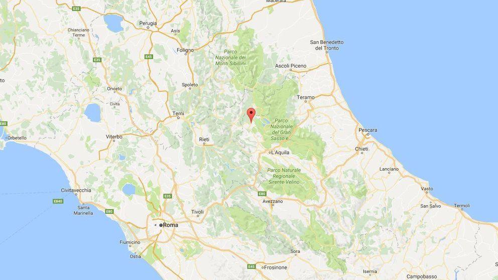 Un nuevo terremoto de magnitud 5,3 sacude el centro de Italia