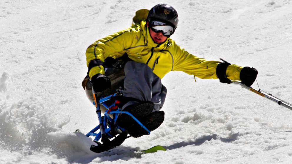 El esquí adaptado, una magnífica opción en los Pirineos catalanes