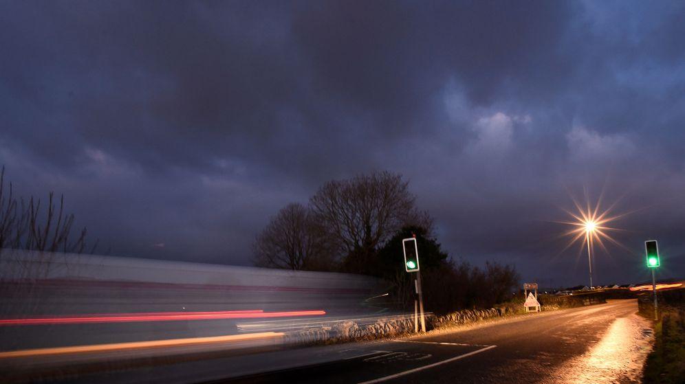 Foto: Luces en una carretera