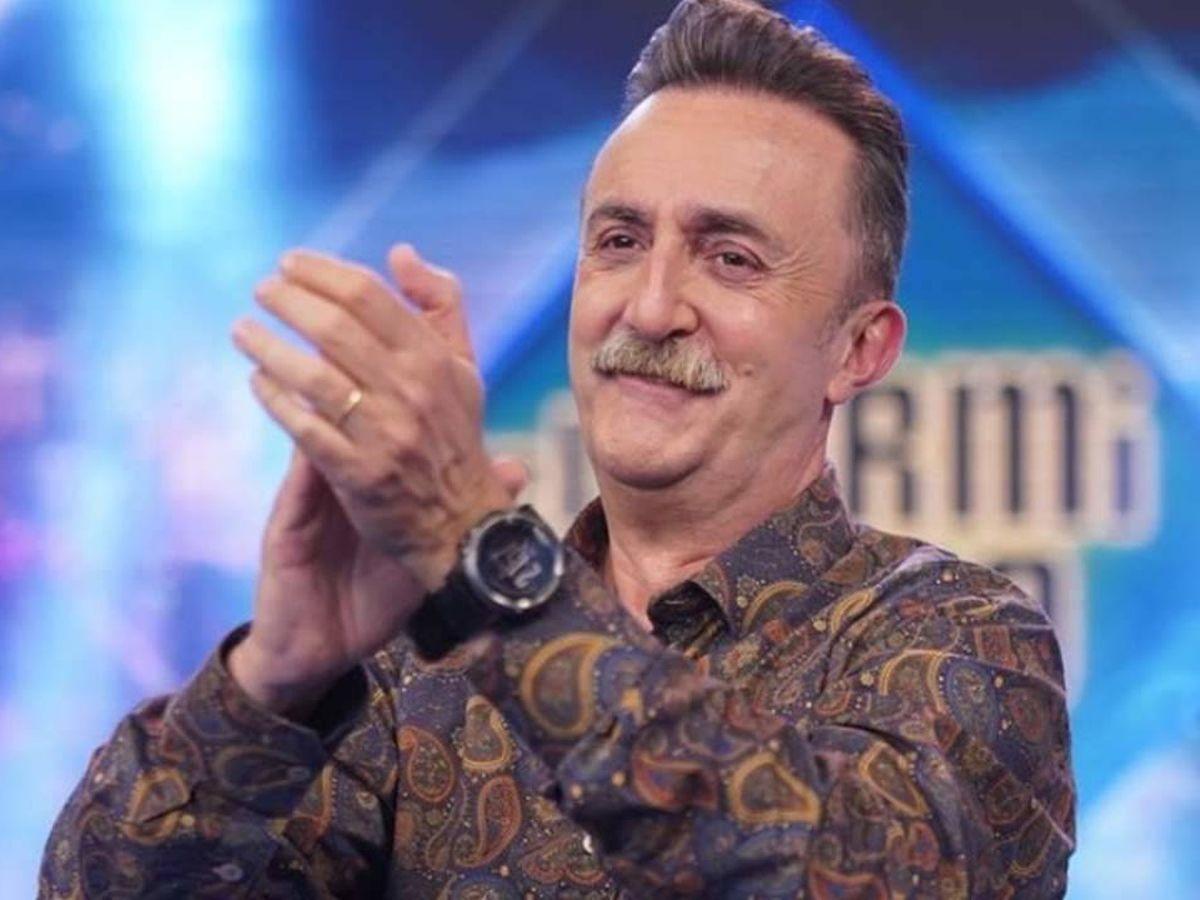 Foto: Santi Rodríguez, en 'El hormiguero'. (Antena 3)