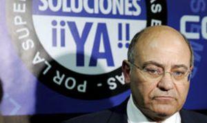 Los empresarios se arrugan de nuevo y enmudecen ante Díaz Ferrán