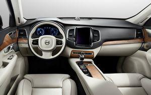 Volvo calienta motores con su nuevo XC90