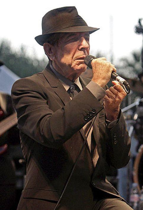 Leonard Cohen, el hielo que templará el verano