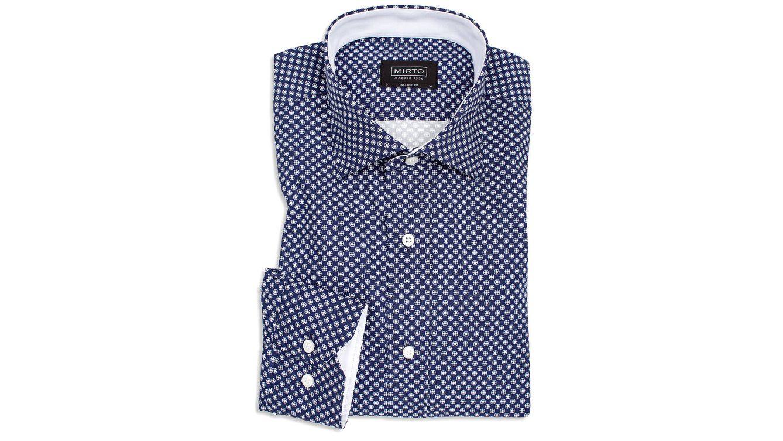 en venta ca491 c3ef4 Diseño: Mirto o el arte de la camisa perfecta