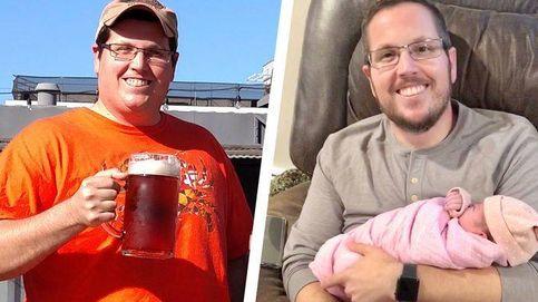 Los dos cambios que ayudaron a este padre a adelgazar cuarenta kilos