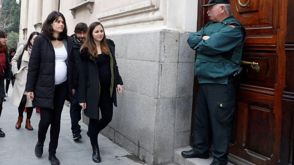 El TSJM condena a la diputada de Podemos Isa Serra a 19 meses de cárcel e inhabilitación