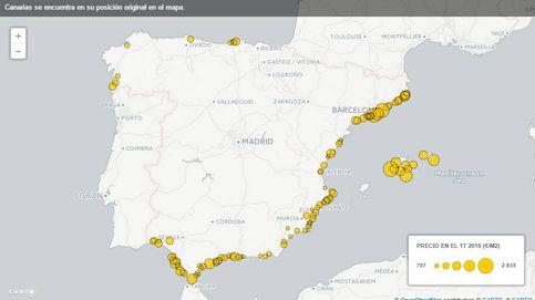 A la caza de la casa de la playa, los españoles vuelven a comprar tras el ajuste de precios