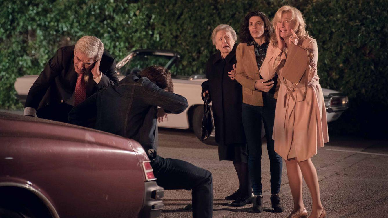 Foto: Imagen del primer episodio de la temporada 18 de 'Cuéntame cómo pasó' (RTVE)