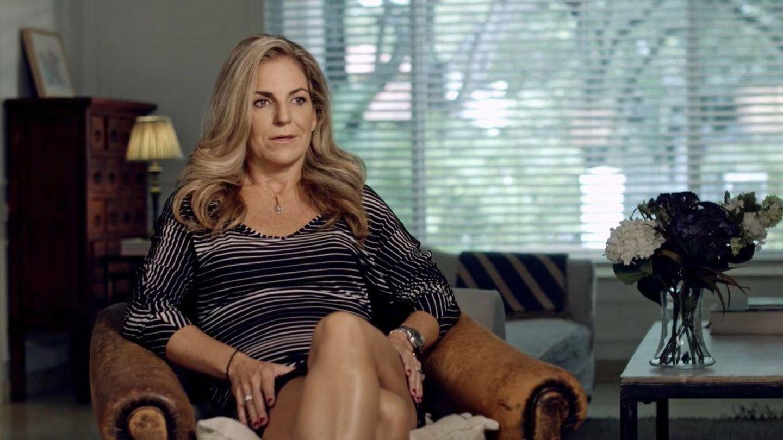 Arantxa Sánchez Vicario, en un documental. (EFE)