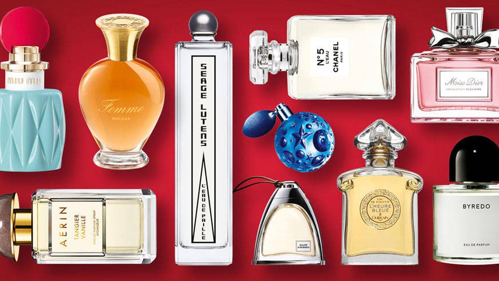 Regalos de navidad perfumes femeninos 10 novedades con las que quedar s como un rey noticias - Perfumes en casa ...