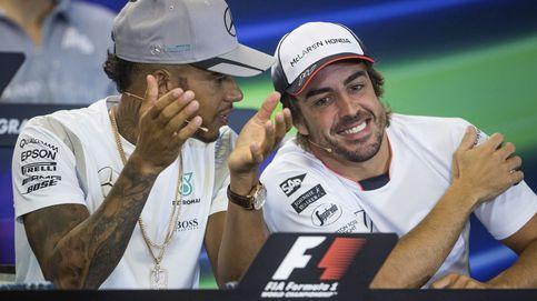 Alonso se relame ante los avances de McLaren: Disfrutamos con el progreso