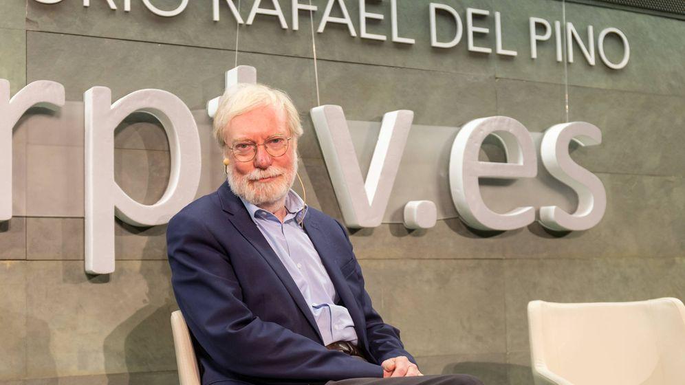 Foto: Paul Collier. (Foto: Fundación Rafael del Pino)