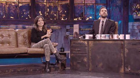 Anna Castillo se confiesa con Broncano sobre 'petting' y dinero