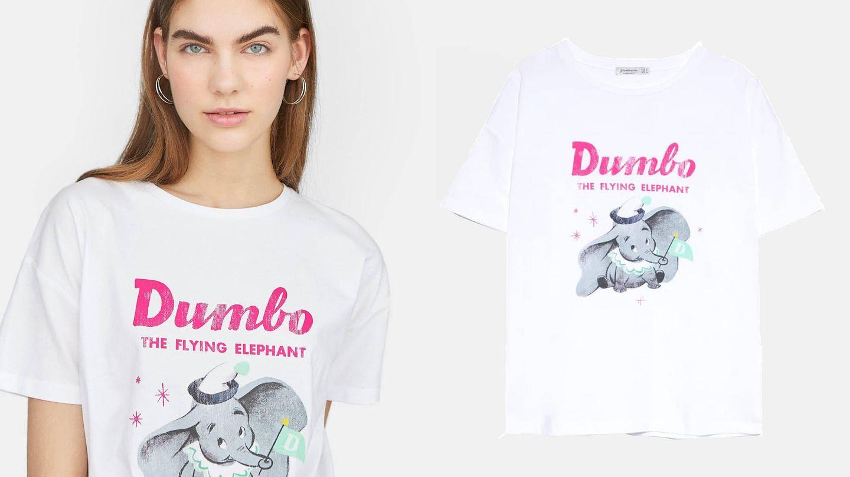 Tú también puedes volar con esta camiseta.