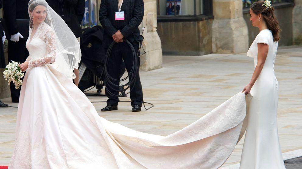 Cásate como las Kate y Pippa Middleton por menos de 200 euros gracias a H&M