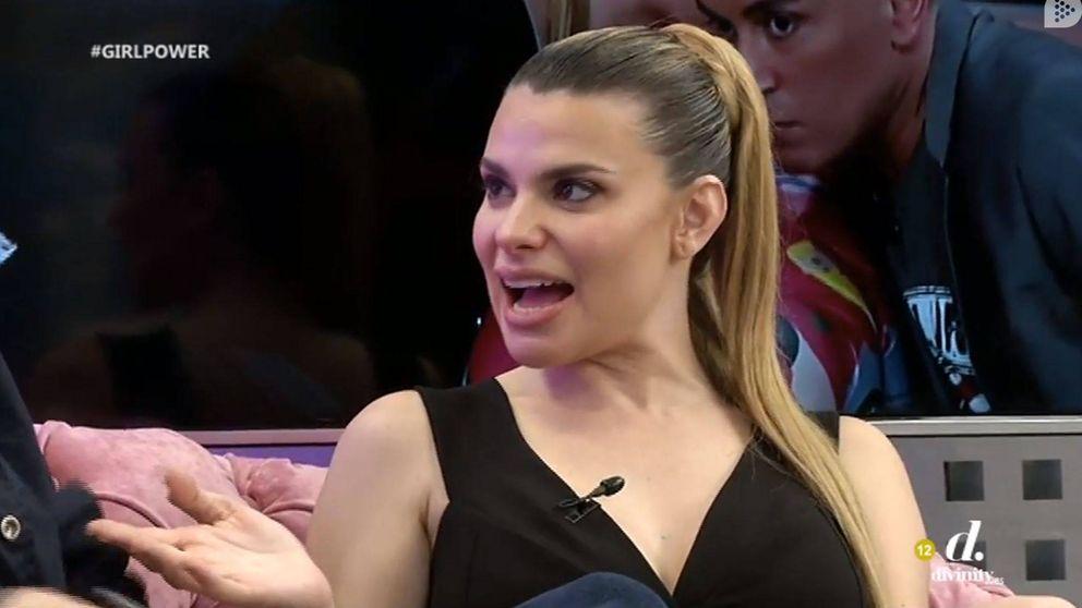 María Lapiedra aclara su tonteo con Kiko Hernández tras ser pillada en 'Sálvame'