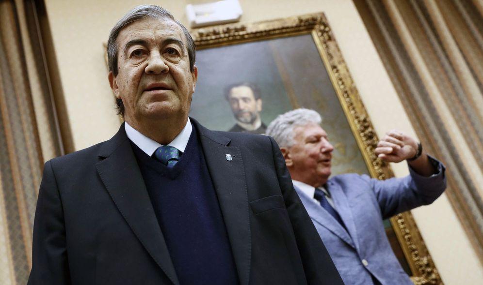 Foto: El exsecretario general del PP Francisco Álvarez Cascos. (EFE)