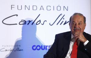 Slim se revuelve contra Telefónica tras el golpe a su imperio en México