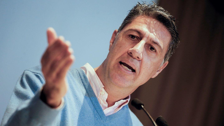 El presidente del PPC, Xavier García Albiol. (EFE)