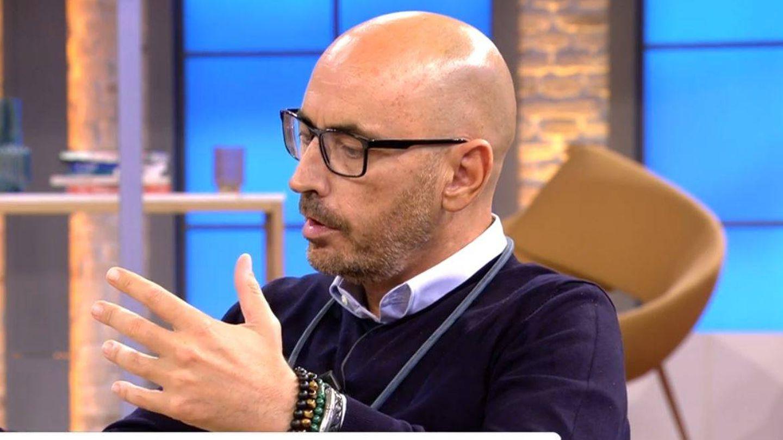 Diego Arrabal en 'Viva la vida'. (Mediaset España)