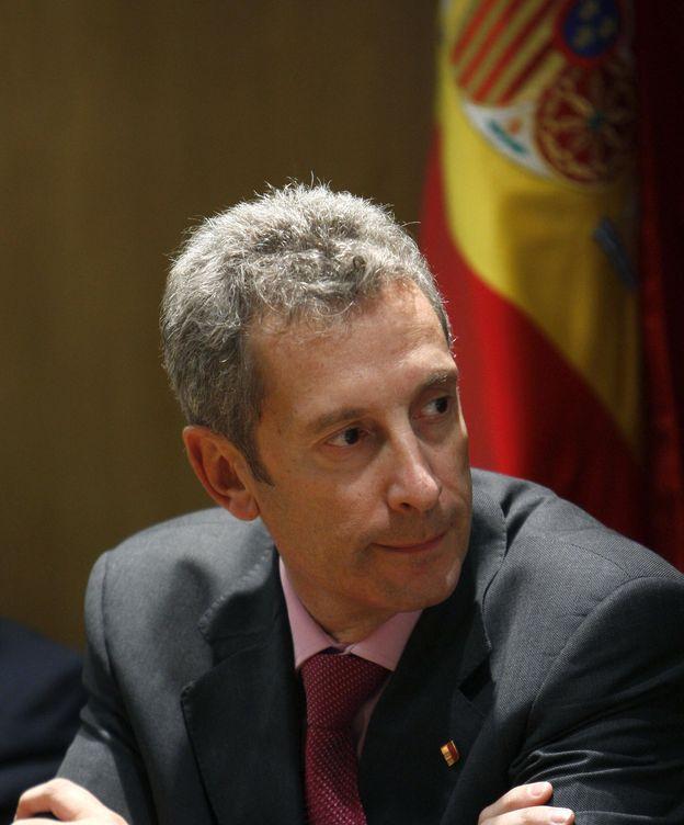 Foto: Fotografía de archivo del juez José de la Mata. (EFE)
