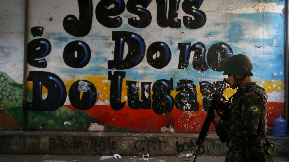 Narcoguerra en Rocinha: así es la favela donde ha muerto una turista española