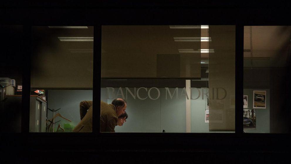 El BdE fuerza el concurso de Banco Madrid e impone un corralito