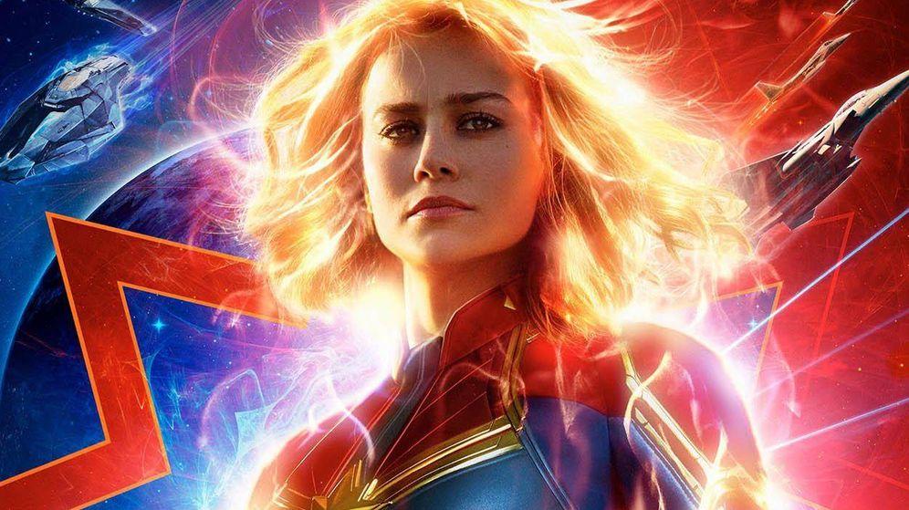 Foto: Brie Larson, la Capitana Marvel. (Marvel)
