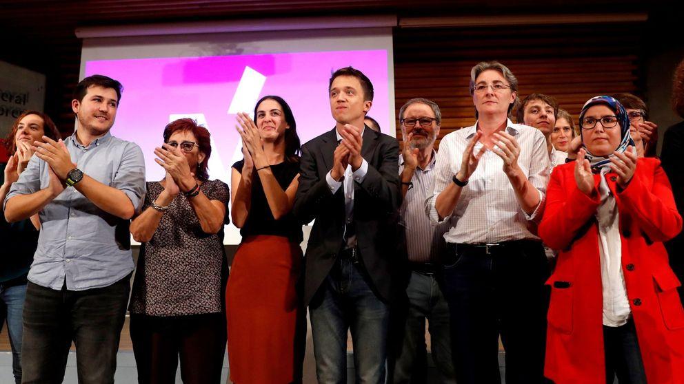 El puzle de las alianzas de Errejón: de Compromís a un partido que sacó 627 votos