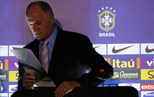 Scolari fulmina a Filipe  y Miranda de la lista definitiva para el Mundial