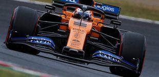 Post de A Carlos Sainz le sale todo con el McLaren (a falta del duelo con el