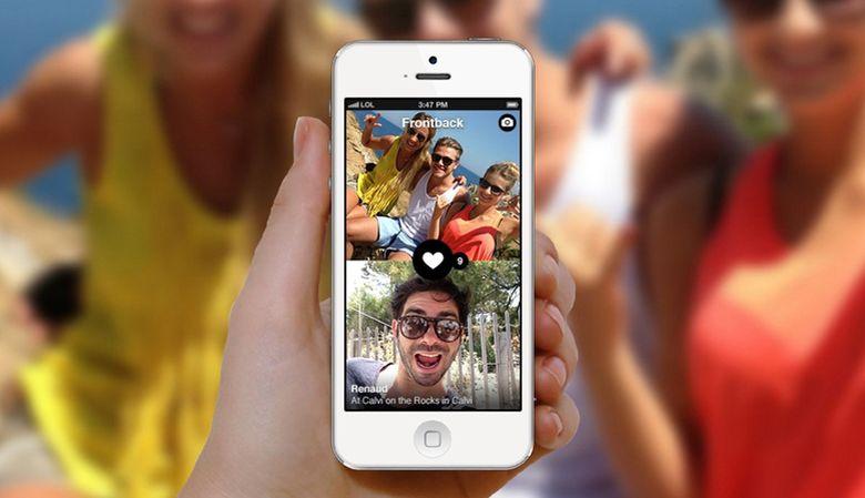 Foto: El 'selfie' ha muerto, larga vida al nuevo rey, el 'frontback'
