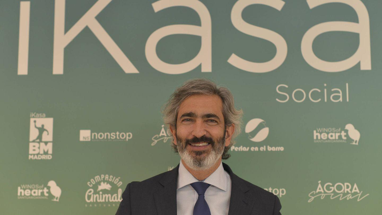 Iván Rodríguez, CEO de iKasa.