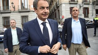El PSOE no echará de menos a Zapatero