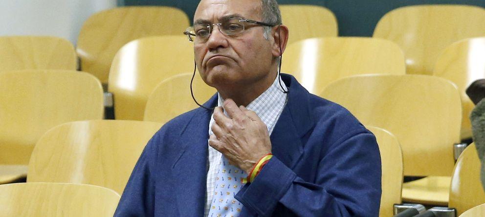Foto: Gerardo Díaz Ferrán (EFE)