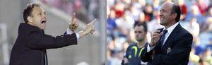 El Athletic-Depor puede ser una bomba por la decisión de Lotina de no tirar el balón fuera; Caparrós encantado