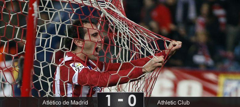 Foto: No hay debate: el Atlético pelea, defiende, juega y gana como siempre