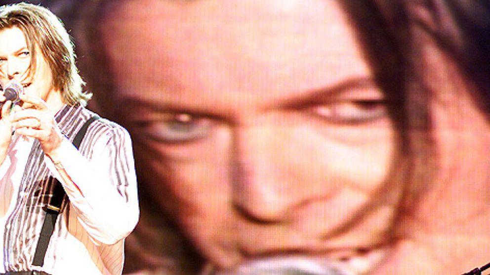 David Bowie vuelve en directo con 'Storytellers'