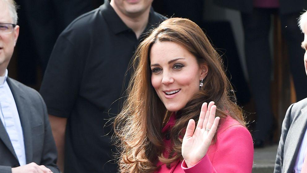 Kate Middleton se coge la baja por maternidad