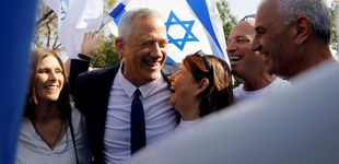 Post de Los sondeos a pie de urna dejan un escenario abierto sin ganador claro en Israel