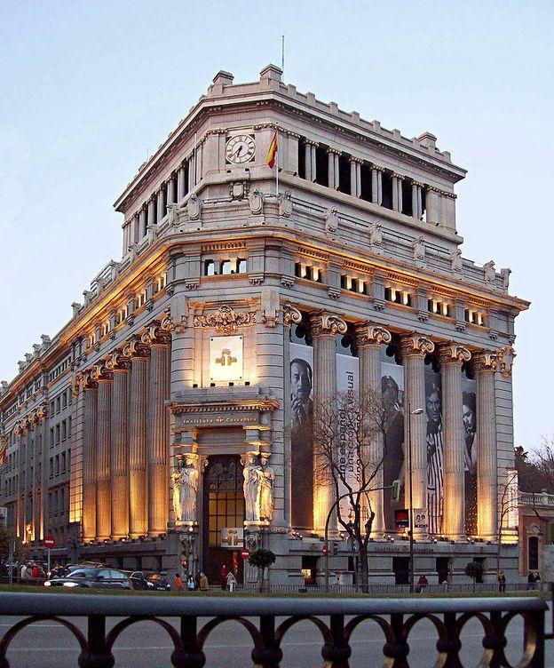 Foto: Sede del Instituto Cervantes en Madrid. (Luis García, Wikipedia)