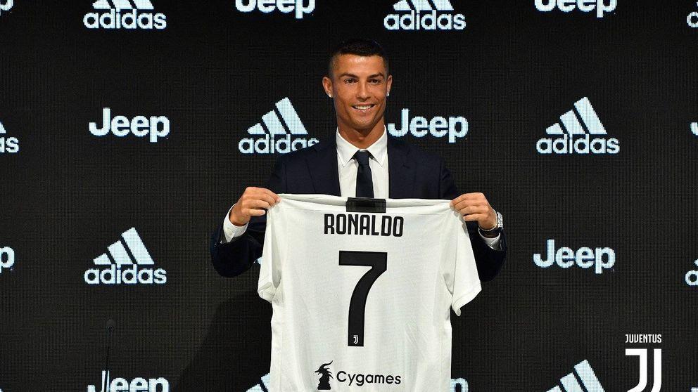 Ronaldo se olvida de Madrid: Venir a la Juve fue fácil. Es un paso hacia adelante