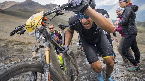 Maratón suizo de bicicleta de montaña 'Grand Raid'