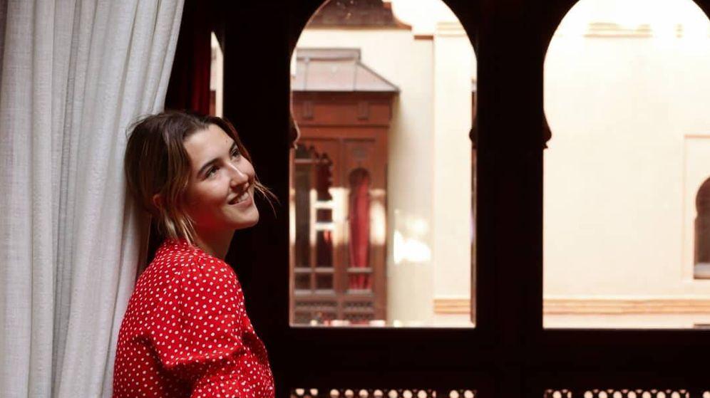 Foto: La influencer Alba Díaz posando en una imagen de sus redes sociales. (Instagram)