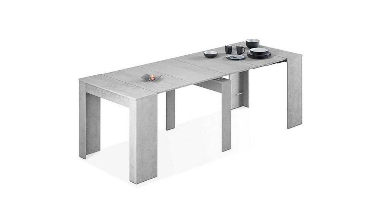 Mesa de comedor consola extensible Habitdesign