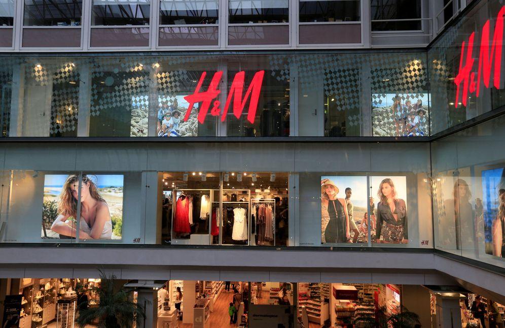 Foto: H&M está trabajando para que su cadena de suministro sea más eficiente.