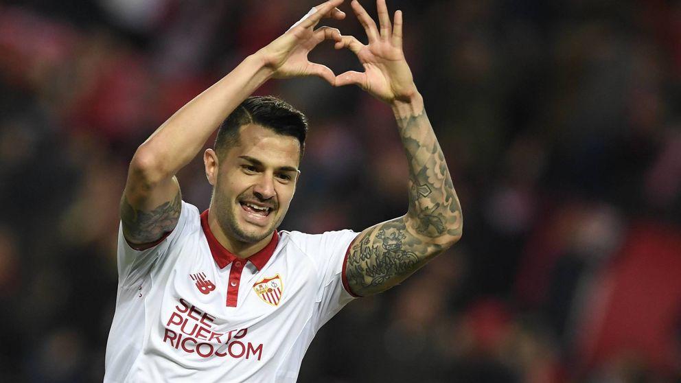 Vitolo atrasó un año su viaje al Atlético para que el Sevilla ganara 40 millones