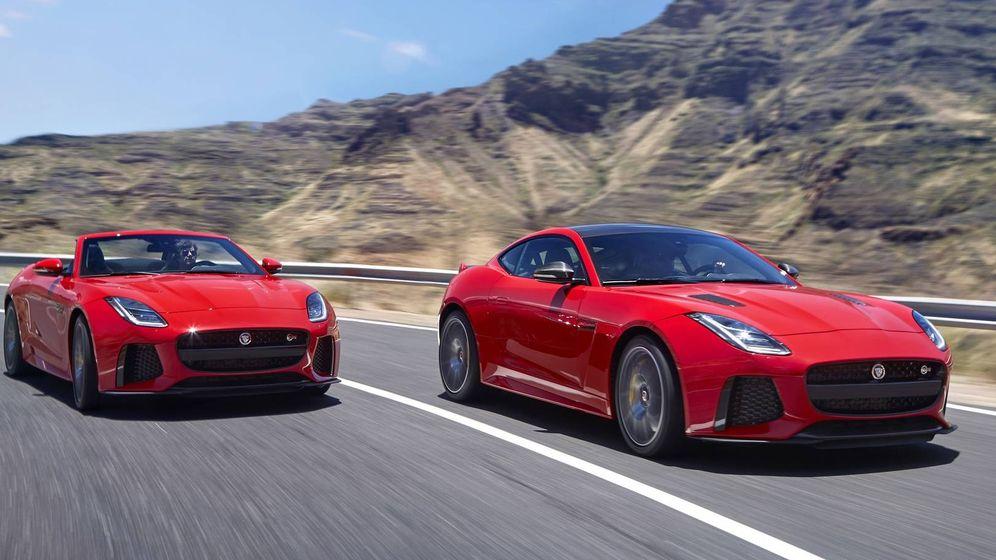Foto: El nuevo descapotable de Jaguar: F-Type 400 Sport