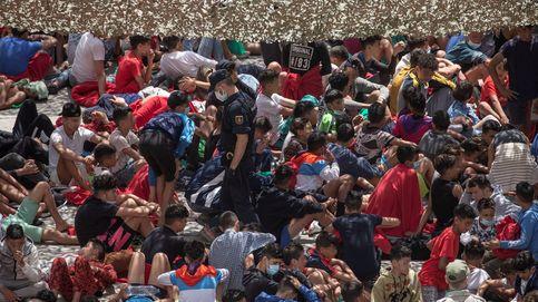 Ya son 7.000 las personas devueltas a Marruecos tras su entrada en Ceuta